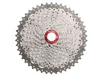 Cassette Sunrace 11 Speed 11-46t, Metallic