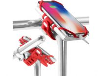 Bonecollection Smartphonehouder Universeel Bike Tie Pro Pack Red