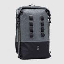 Chrome Industries Urban Ex rolltop 28L grey/black