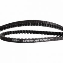Gates CDX belt Carbon Drive 108 tands zwart