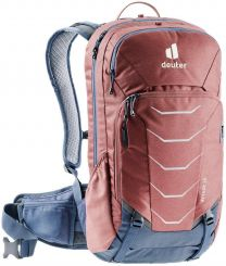 Deuter Attack 16 red-wood/marine