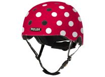 Melon Dotty White Helm