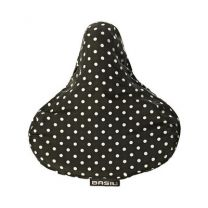 Basil  Katharina Saddle Cover Zadelhoes Zwart