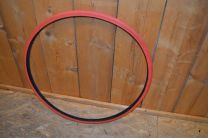 BLB Rubber Johnny Band 700cx23c - rood-  Opruiming