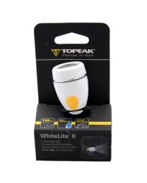 Topeak koplamp WhiteLite 2 wit
