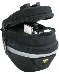 Topeak zadeltas Survival Wedge Pack II clip-on