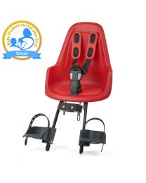 Bobike v zitje Mini One Strawb red