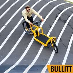 Bullitt Larry Vs HArry Bakfiets rotterdam